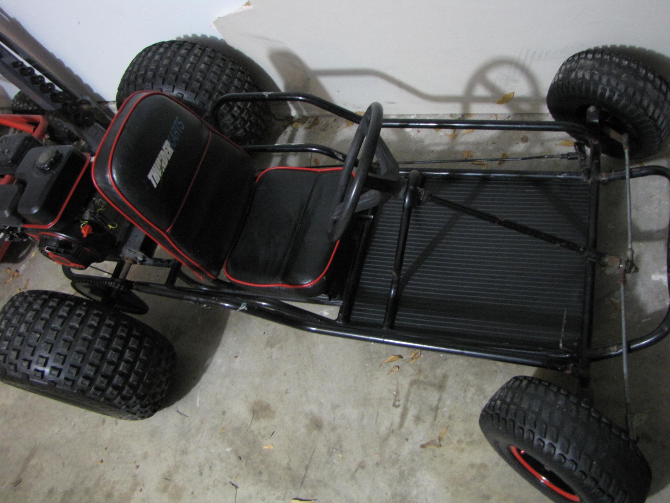 Btk Supersport Go Kart Restoration Kartfab Com