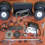 live axle go kart kit