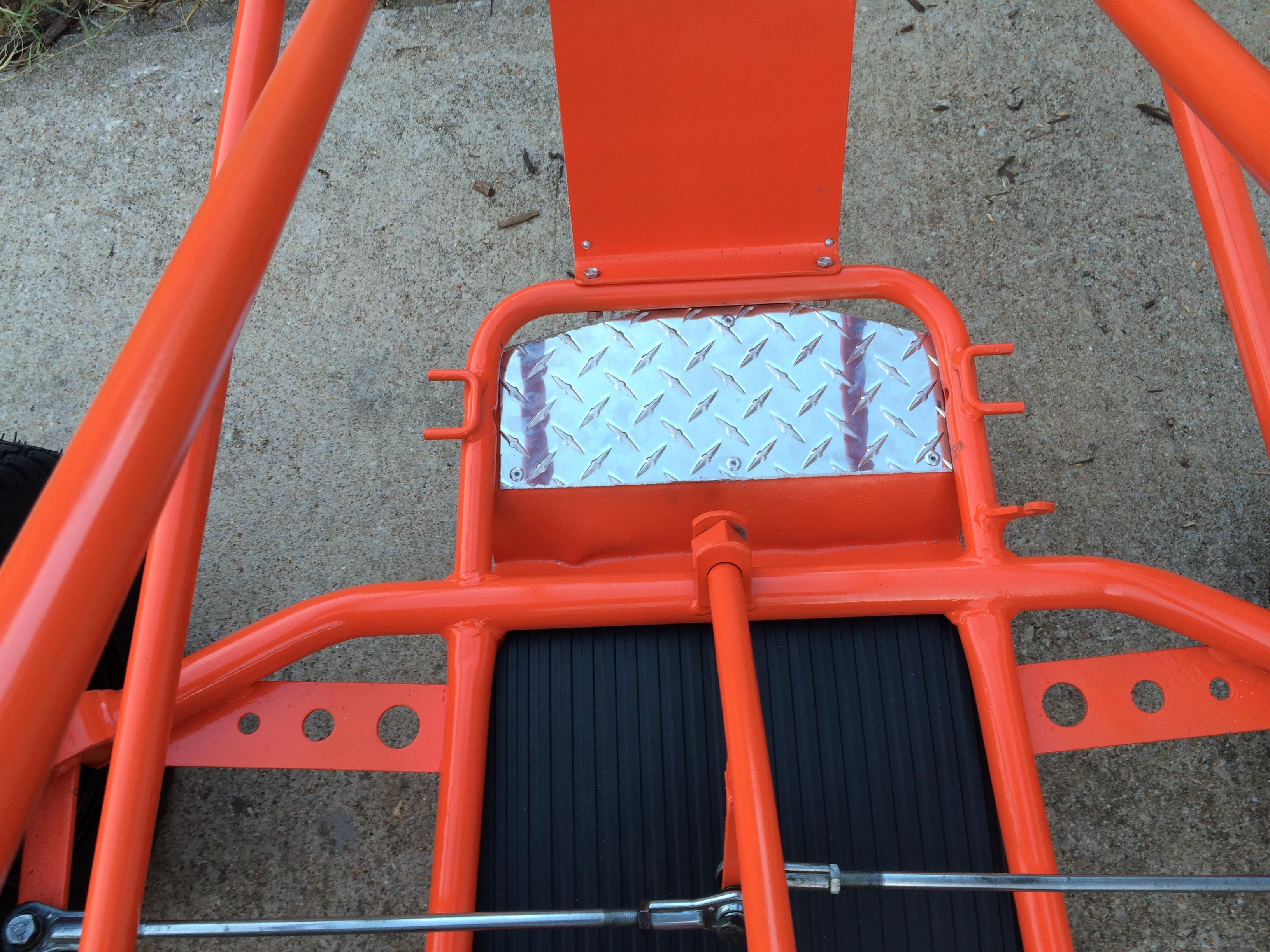 Manco Dingo 13 hp Off Road Go Kart - KartFab com