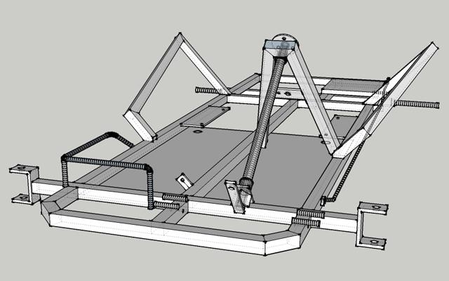 Go Kart Frame Plans How To Build A KartFabcom