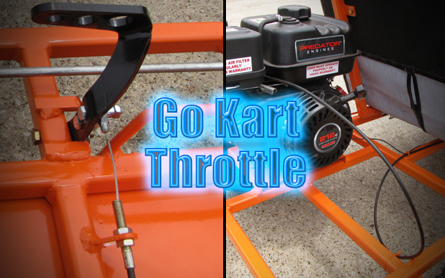 go kart throttle