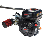 predator 212cc engine with performance parts