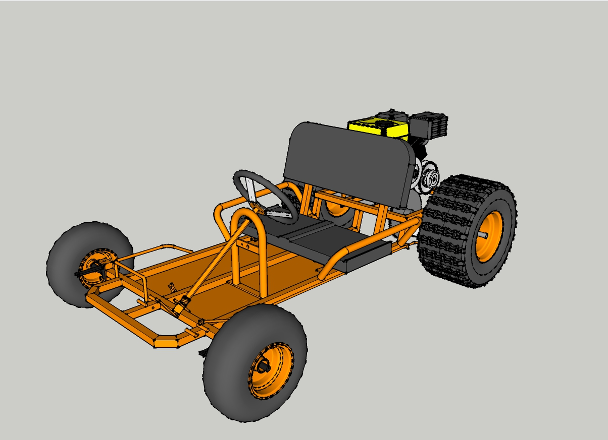 go kart plans with suspension pdf