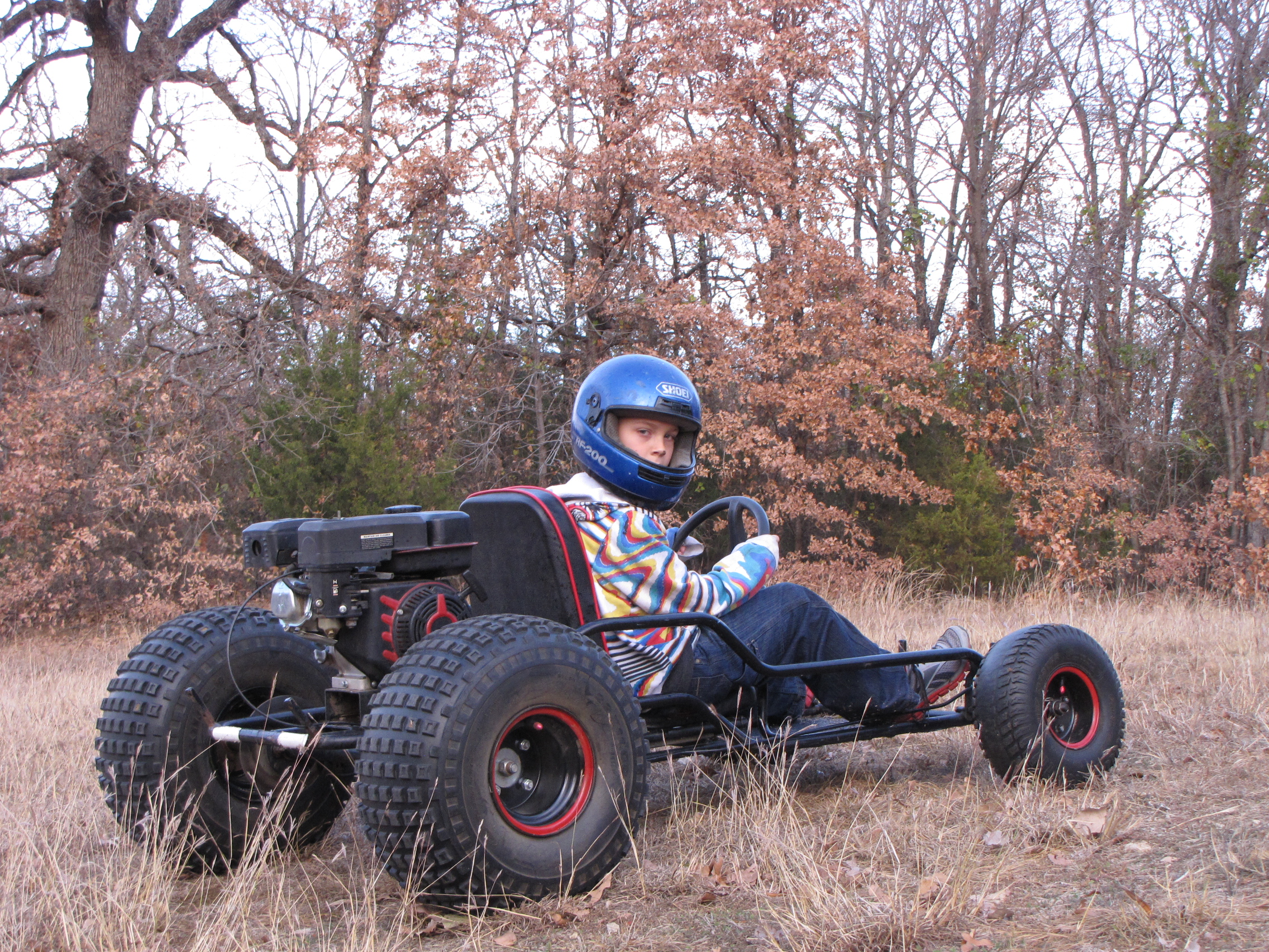 BTK Supersport Go Kart Restoration
