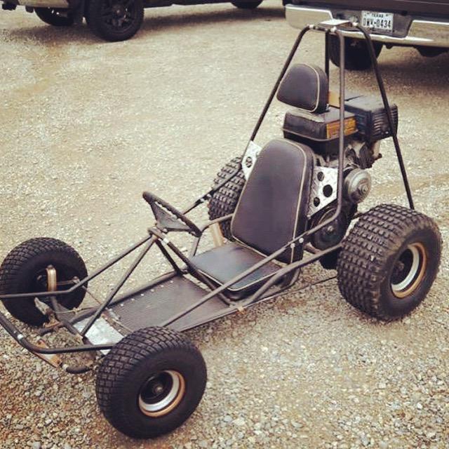 manco dingo off road go kart