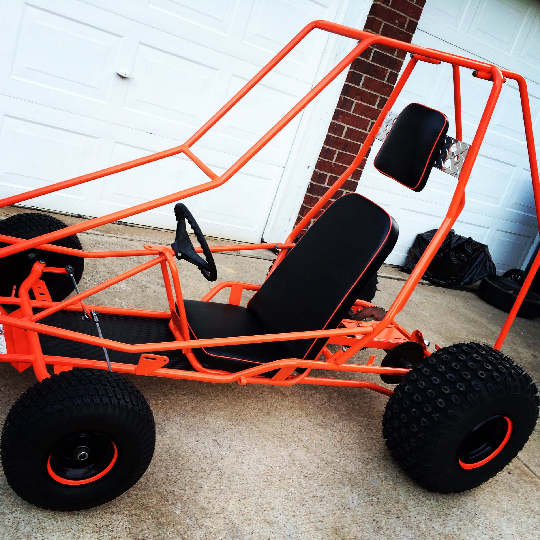 Vintage Go Kart Restorations - KartFab com