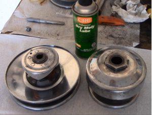 40 series torque converter maintenance
