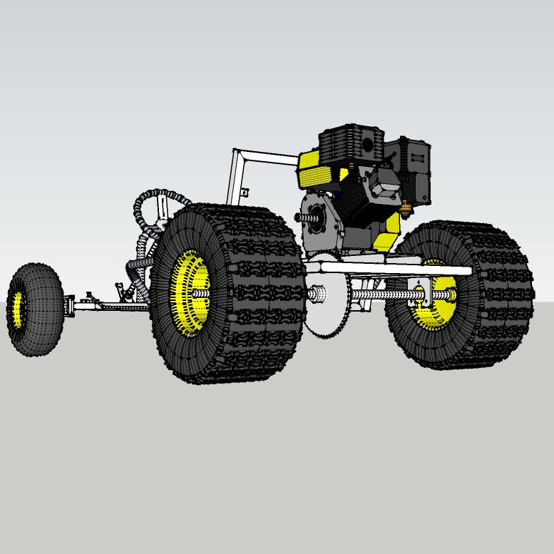 Live Axle Go Kart Plans Sketchup Kartfab Com