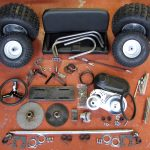 live axle go kart kit