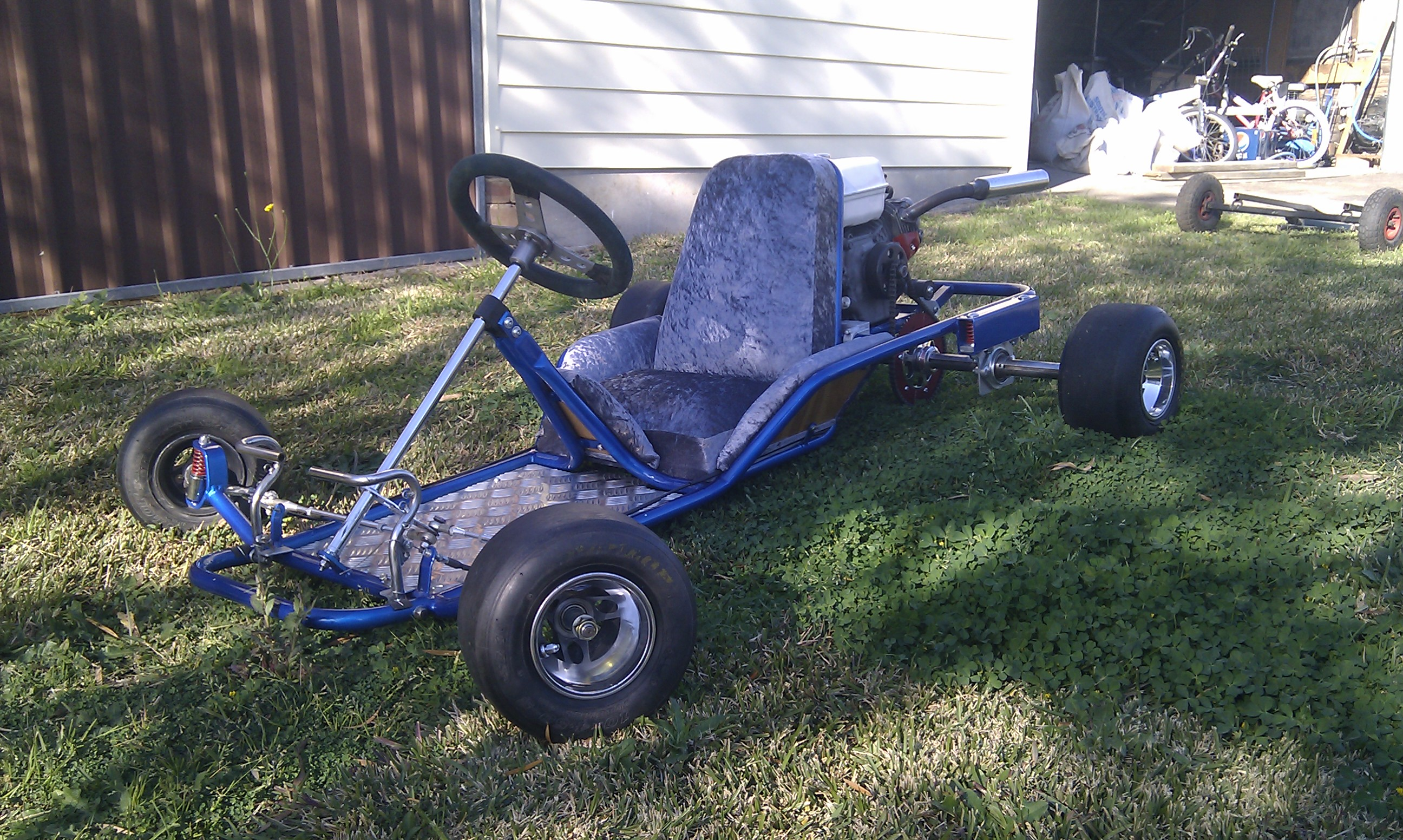 2013 go kart build off winner