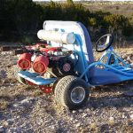 dual engine go kart