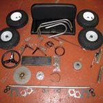 standard live axle go kart kit