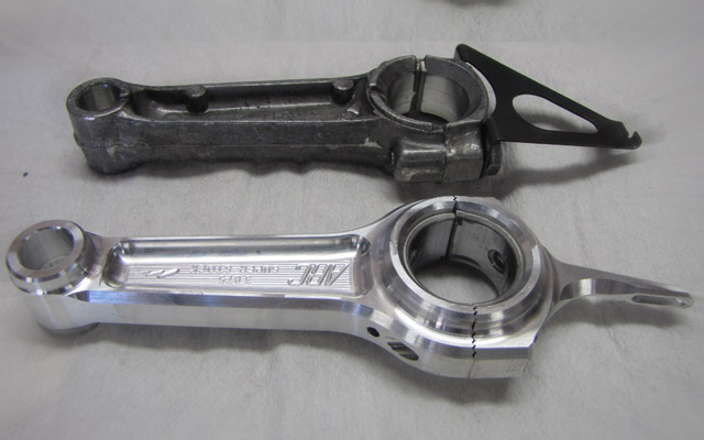 stock billet connecting rod