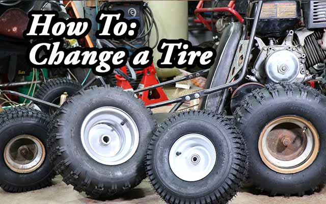 How to Change Go Kart Tires: A Step by Step Guide - KartFab.com Golf Cart Tire Changing on changing riding mower tires, changing travel trailer tires, changing motorcycle tires, changing industrial tires, changing scooter tires, changing car tires, changing bus tires, changing forklift tires, changing atv tires,