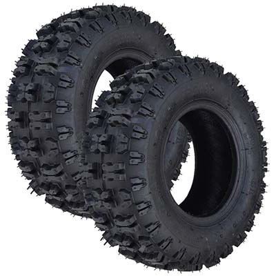 13 x 500 - 6 off road mini bike tires